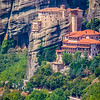 Monastery of Rosanou, Meteora, Greece