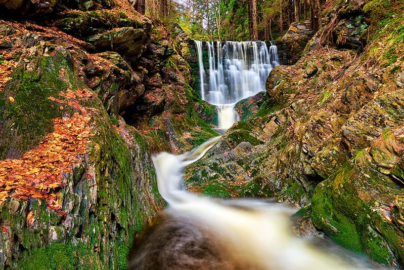 Black Mountain creek