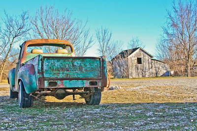 Kansas Road Trippin
