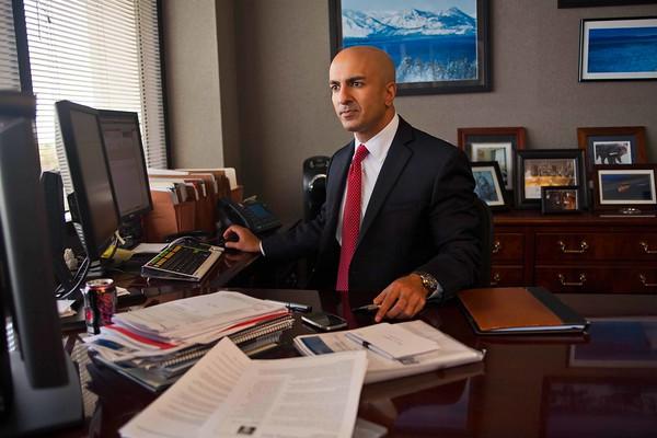 Neel Kashkari, managing director and head of global equities at the Newport Beach office of PIMCO June 2012.