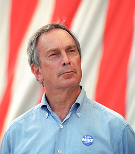 Michael Bloomberg, Former Mayor of New York City