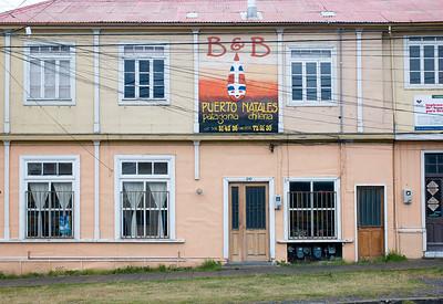 Puerto Natales - Punta Arenas