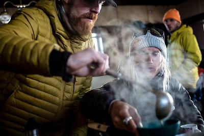 Ian McIntosh, Johnny Collinson - Banff National Park, Canada