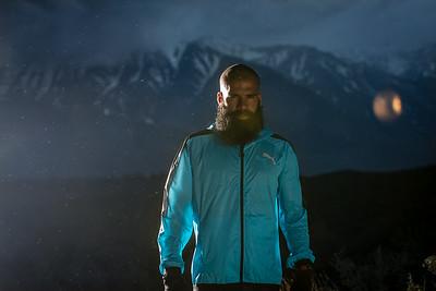 Sergio Gonzalez - Sierra Nevada Mountains, California