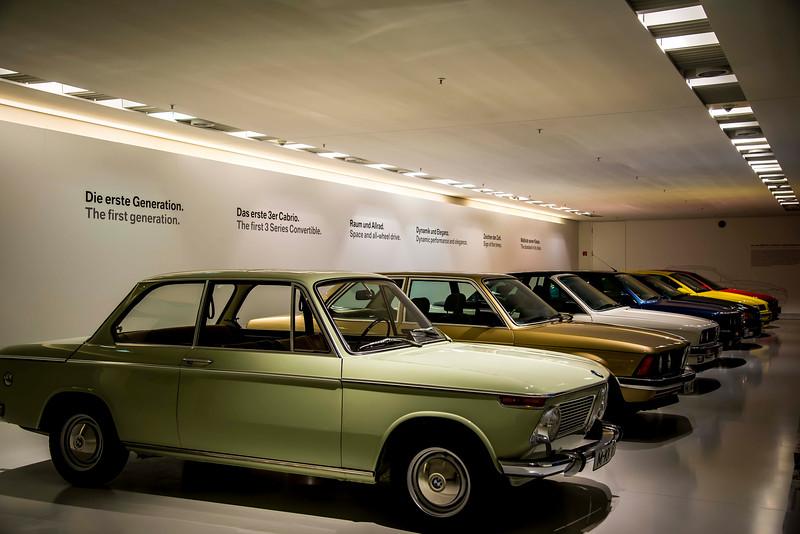 BMW Museum Munich, Germany