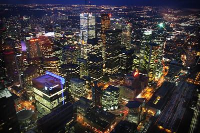 Toronto by Night