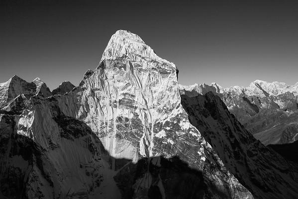 Ama Dablam - Himalaya, Nepal,