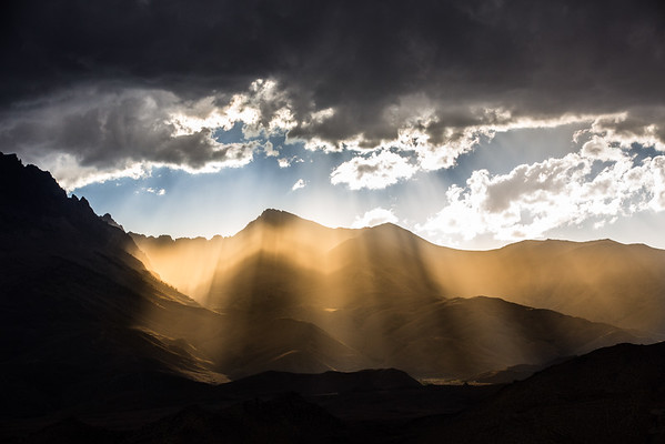Sierra Nevada Mountain, California
