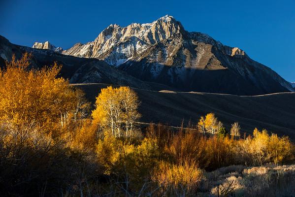 Mount Morrison - Sierra Nevada Mountains, CA