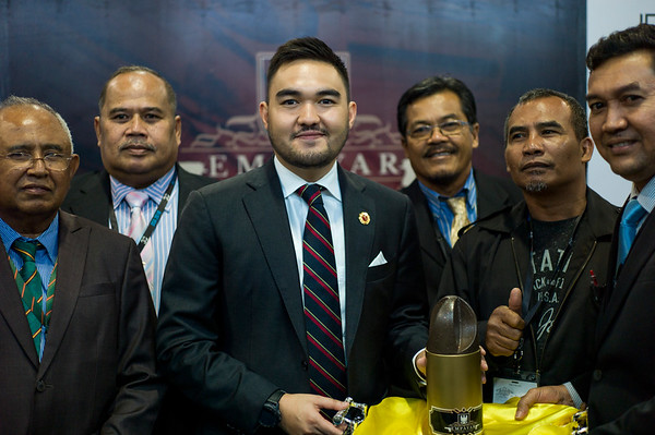 Defense Service Asia Exhibition 2018 in Kuala Lumpur