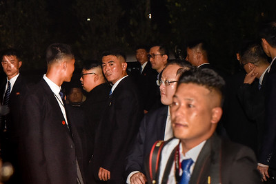 2018 North Korea–United States Singapore Summit