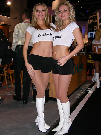 D-Link Hostesses