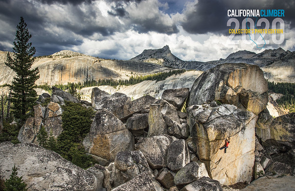 Lonnie Kauk - California Climber's collector's photo edition