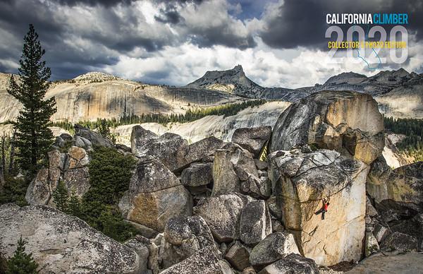 Lonnie Kauk - California Climber's collector's photo edition