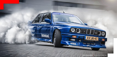 BMW-M3RollingShot