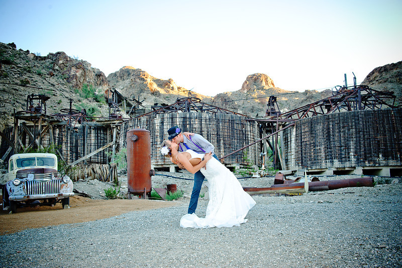 Anja & Jonny's South Western Photo Shoot<br /> Las Vegas, Nevada