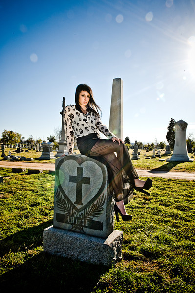 Haley, Cemetery Style<br /> Denver, Colorado