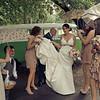 Hanna & her entourage<br /> King George VI Park<br /> Ramsgate, England