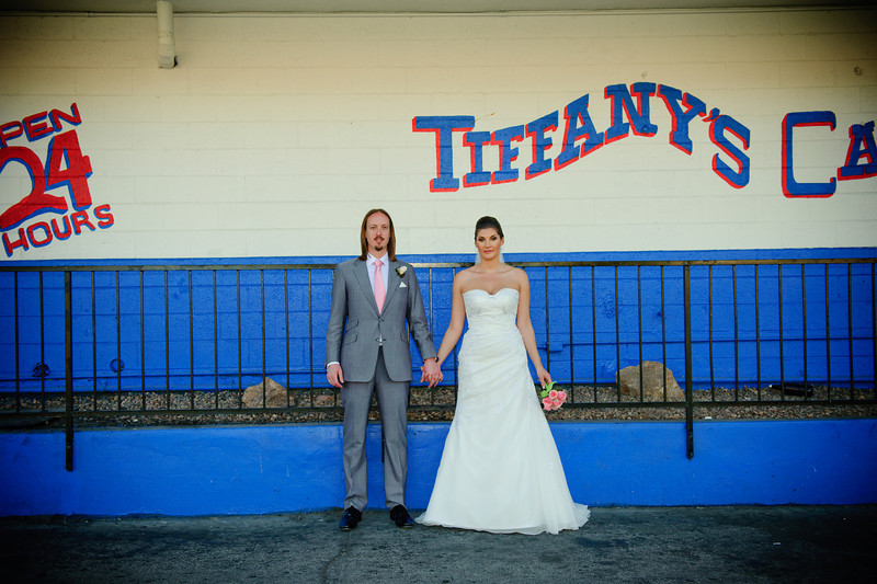 Mel & Richard tie the knot... Vegas Style!<br /> <br /> Las Vegas, Nevada