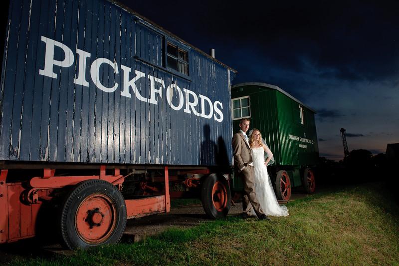 Gemma & Duncan<br /> Preston, England