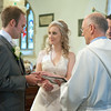 Exchanging Vows<br /> Quex Park, Birchington, England