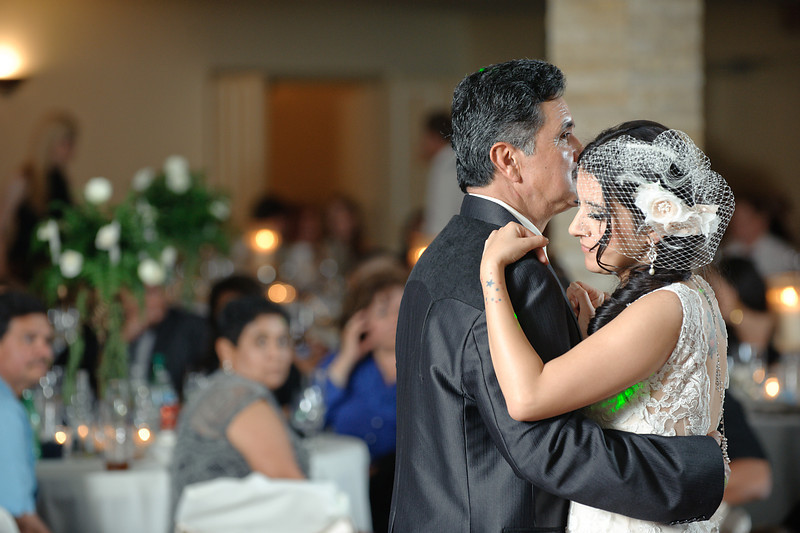 Special Moment with her Dad<br /> Scottsdale, Arizona