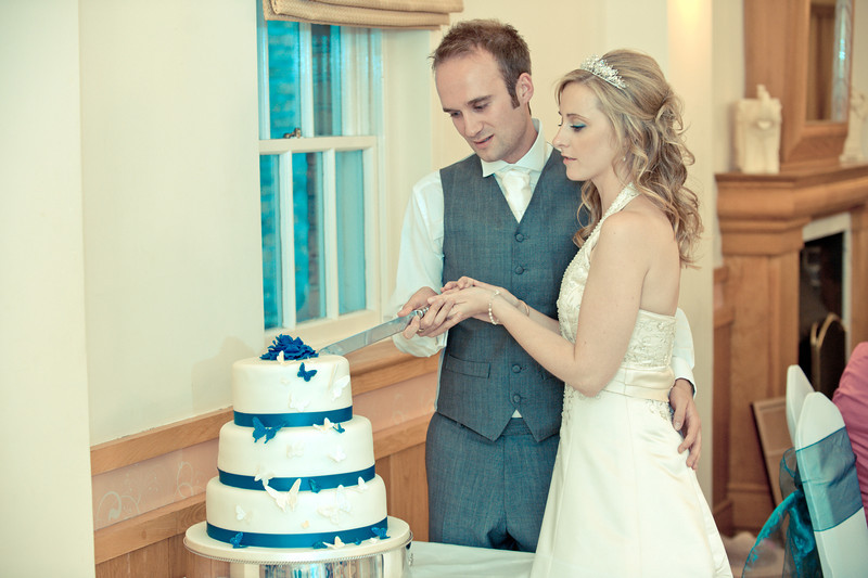 Cutting the Cake<br /> Quex Park <br /> Birchington, England