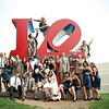 LOVE - Anny & Ryan with their crew<br /> Scottsdale, Arizona
