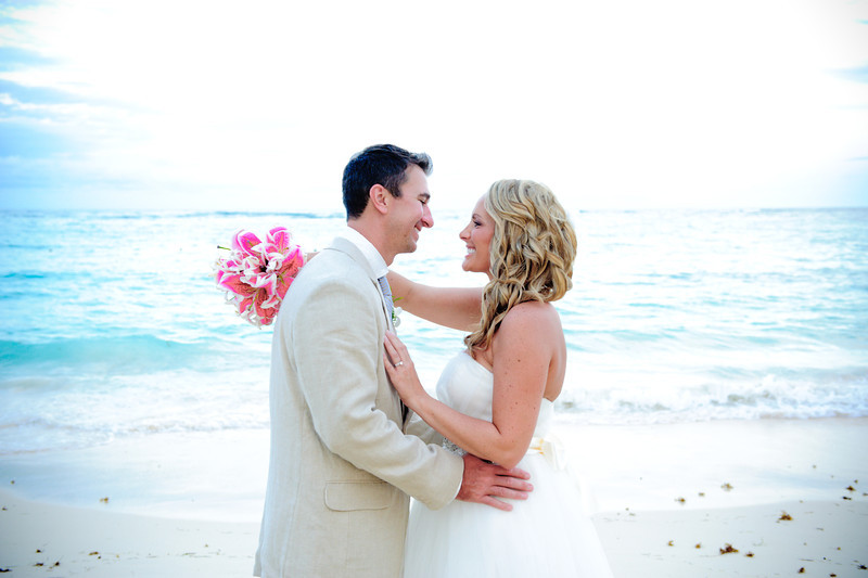 Rene & Matt's Beautiful Dominican Wedding<br /> <br /> Punta Cana,<br /> Dominican Republic