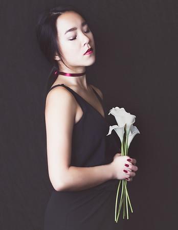 Model - Jodie Winyan