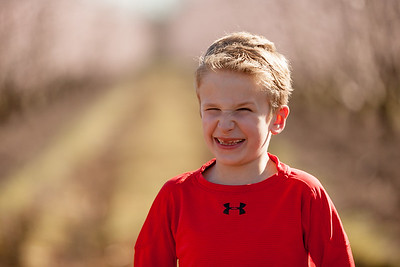 toothless, Linden, Northern California,  children's photography, peach orchards,  family portraits, love of photography