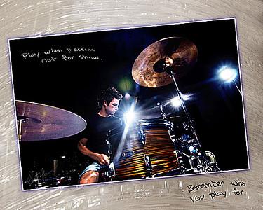 AllenSuz-Blake drums