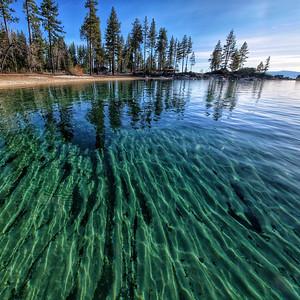 Tahoe green 12x12