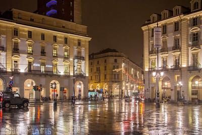 Night in Torino