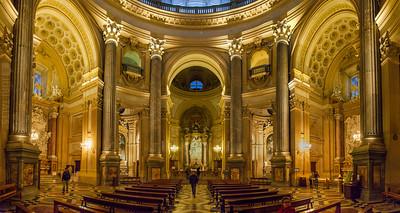 In the Basilica di Superga