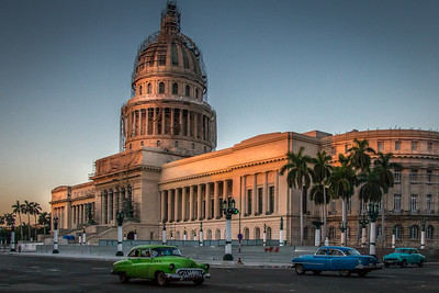 SUNRISE IN HAVANA