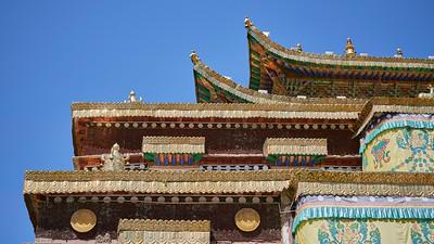 Sengshong Gaden Monastery