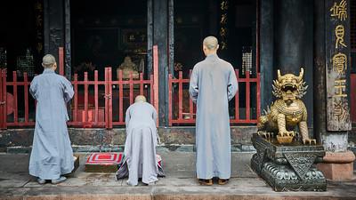 Wenshu Monastery (Manjushri Monastery)