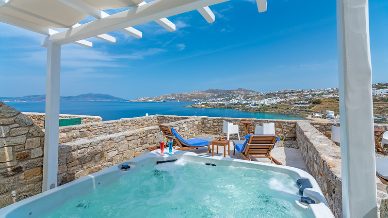 CAPE MYKONOS, Residences, Mykonos island, Greece