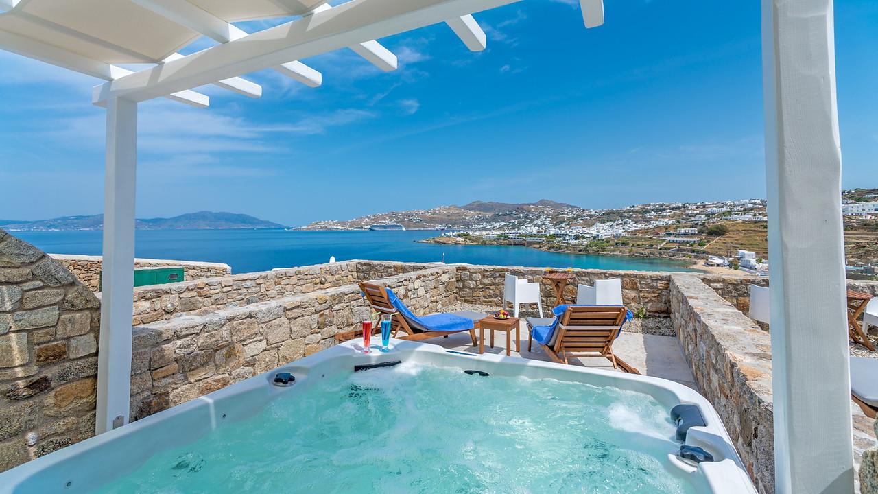 CAPE MYKONOS, Residences, Mykonos island, Greece