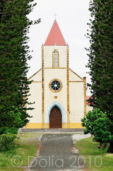 Eglise de Mouli