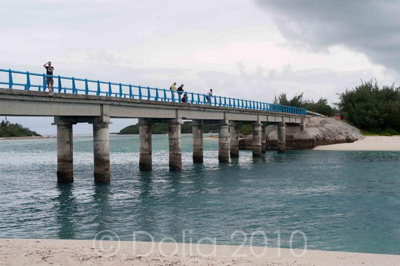 Le pont de Mouli