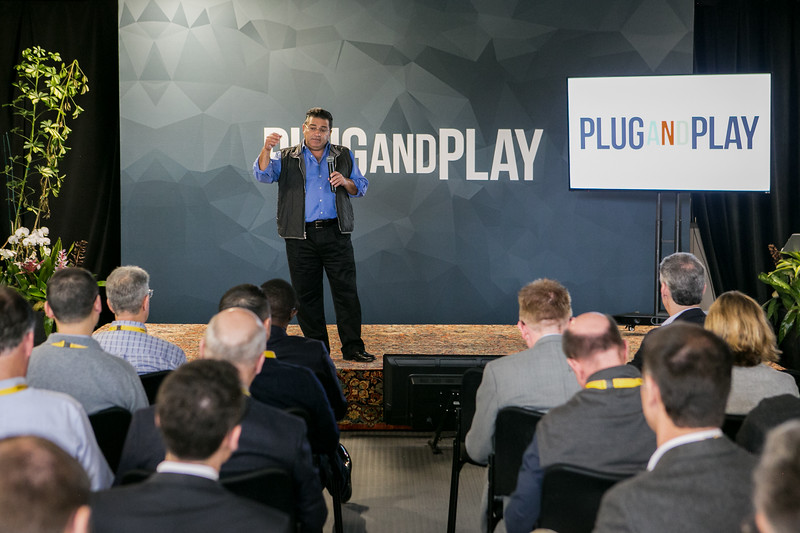 Plug And Play Founder And CEO Saeed Amidi