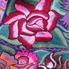 Embroidery in Oaxaca