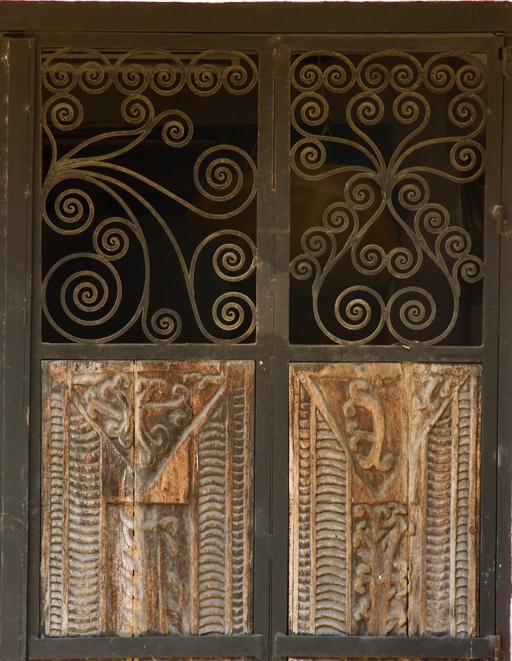 Door Detail, Puerto Vallarta