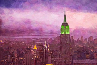 EMPIRE STATE OF MIND - New York City, NY, USA