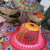 Painted Hats in Oaxaca