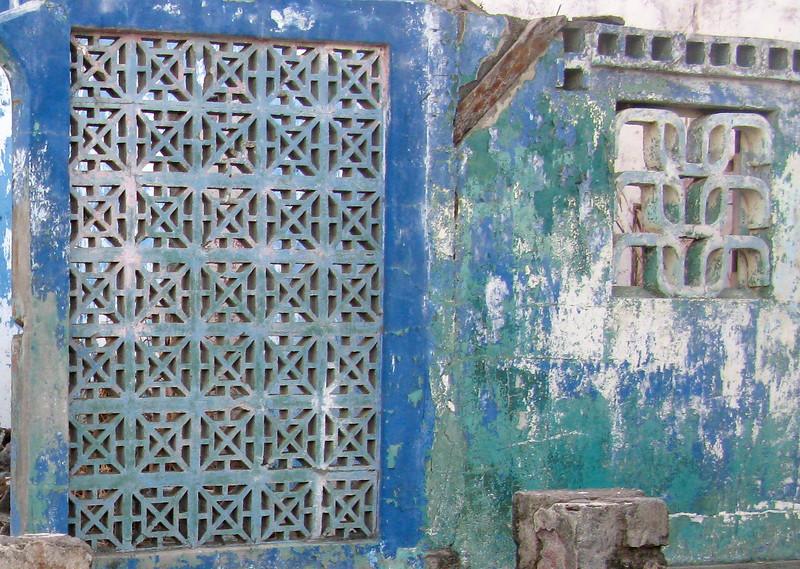Textures in Nicaragua