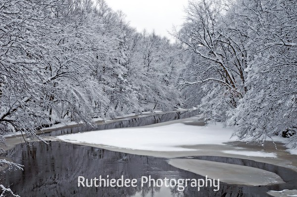 There's snow business~