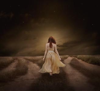 Paths under stary skies